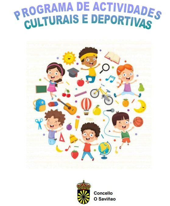 Actividades culturais e deportivas de inverno